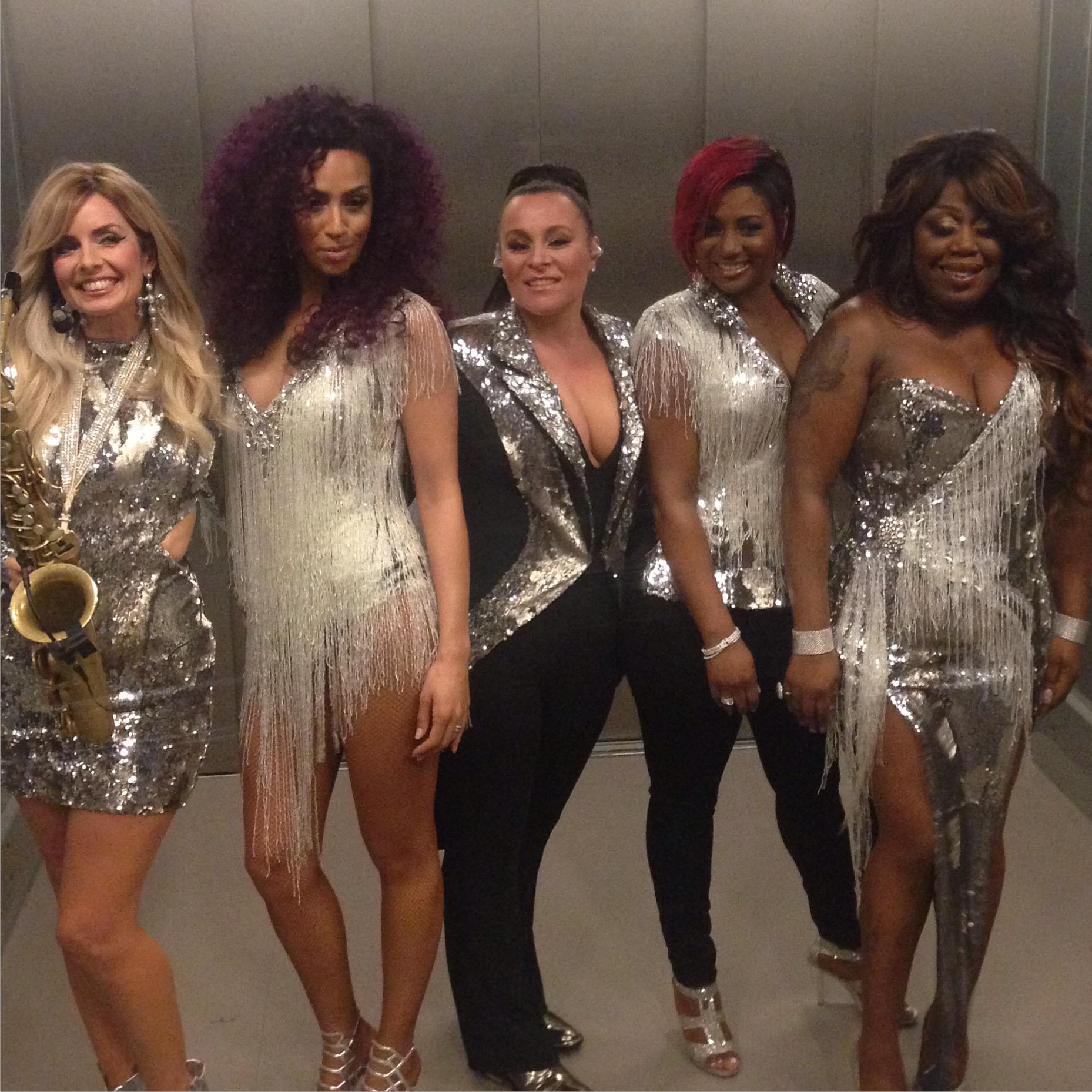 Ladies of Soul 2016 - Backstage - Hidde Simons